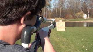 Homemade Air powered Sniper Rifle- Version 2