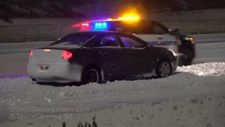 Twin Cities Winter Storm Overnight - 1/28/2019