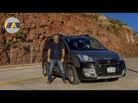 Peugeot Partner Tepee - Mejor Que Varios Crossover