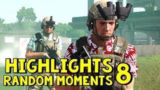 Highlights: Random Moments #8