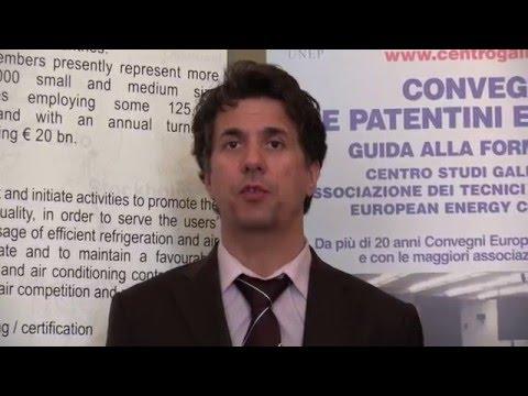 La certificazione delle persone - Patentino italiano frigoristi (PIF)