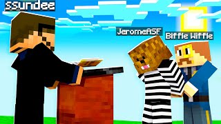 SSundee TOOK Me To COURT in Minecraft   JeromeASF