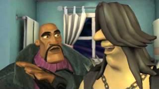 Disney's Guilty Party: Rikki video game teaser Nintendo  Wii