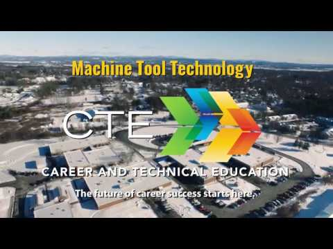 CTE MACHINE TOOL TECHNOLOGY