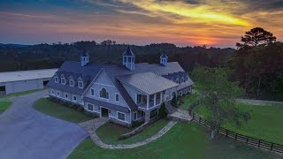 Georgia Horse Farm for Sale - 2900 Rome Highway, Cedartown, GA