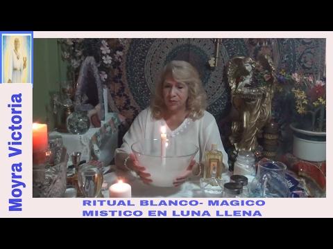 RITUAL BLANCO- MAGICO- MISTICO EN LUNA LLENA