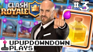 HEADFIRST into the HEAL DRAFT CHALLENGE!: Clash with Cesaro #3 — UpUpDownDown Plays