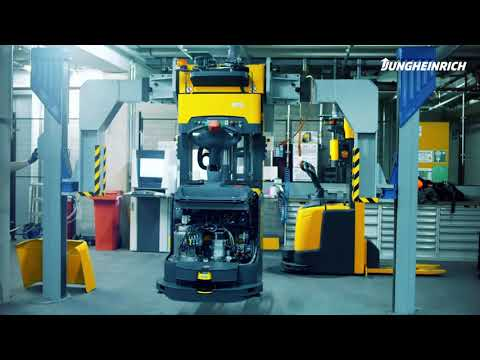 Automated Guided Vehicles – Our Customer BMW Group