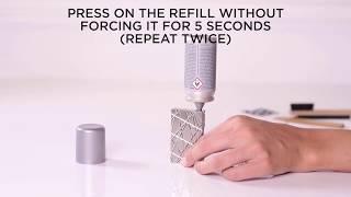 How to refill y๐ur lighter – Ligne 2