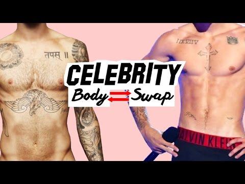 BODY SWAP! - Adam Levine & Justin Bieber