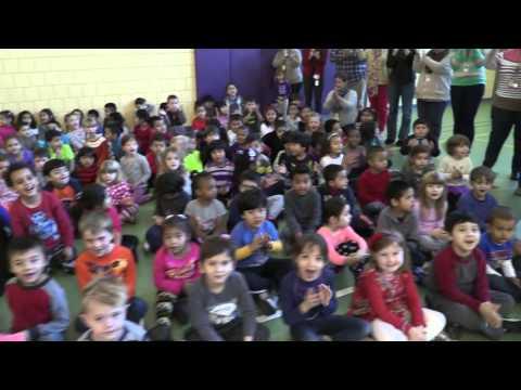 Capuano Early Childhood Center - WCVB Eye Opener Invitation