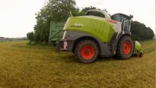 Yorkshire Silage 2012