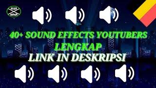 Download 40+ SOUND EFFECTS YANG SERING DIPAKAI YOUTUBER 2020 + LINK DOWNLOAD (NO COPYRIGHT)