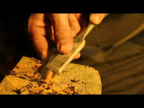 Creating a wooden Cigarette Pipe