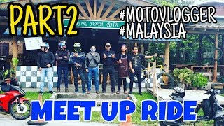 Gambar cover #277 MOTOVLOGGER MEET UP RIDE ||PART 2 ||LSWMOTOVLOG