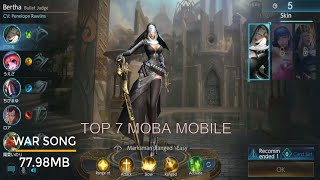 TOP 7 Best MOBA Games [Android/IOS]