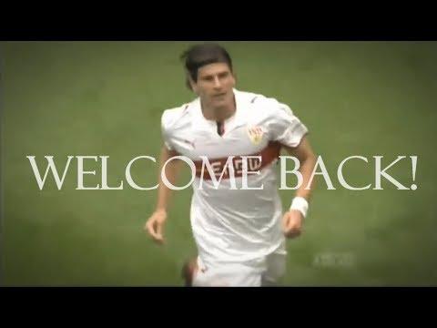 Mario Gomez | Welcome Back | VfB Stuttgart