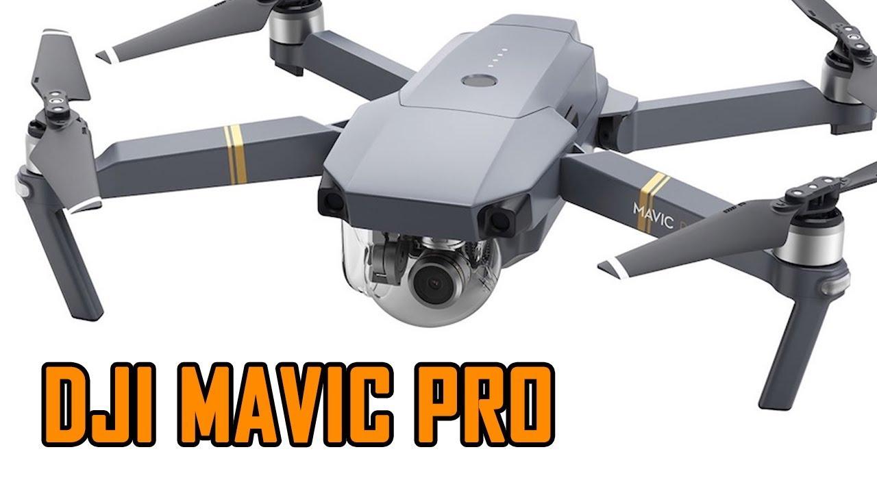 DJI Mavic Pro – najlepszy dron na urbex