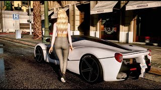 ► GTA 6 Graphics 🔥 HOT Girls & Exotic CARS 2018 GAMEPLAY! 60FPS  ✪ REDUX & NVR GTA V MOD PC