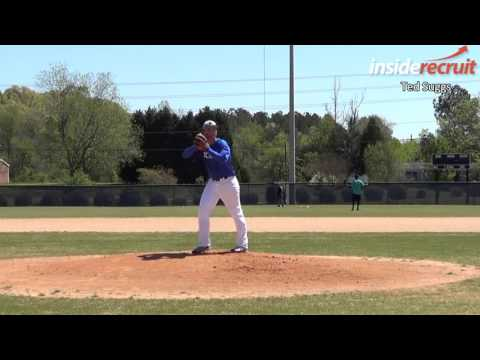 Ted Suggs - Baseball Recruiting Video - www.insiderecruit.com