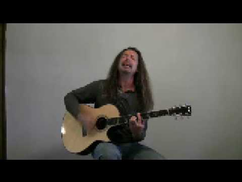 HOW GREAT THOU ART - SOLO ACOUSTIC VERSION - Ken Tamplin Vocal Academy