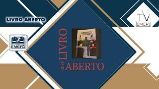 Livro Aberto - T3 - Lançamento De Livro ''O Misterioso Caso Da Clínica Esperanto''