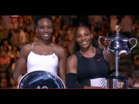 Australian Open 2017 Women's  Final - The Williams War - Serena Williams vs Venus Williams