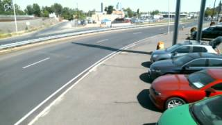 Central Chevy Big E Traffic Cam 9/18/2015 1st day 2