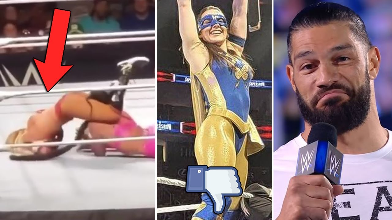 DESCUID0 de Carmella en house show, Fans abuchean a Nikki Cross, Regresa Randy Orton, John Cena