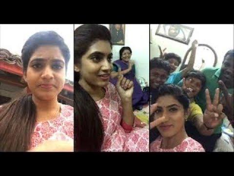 Zeetamil Rekka Katti Parakkudhu Manasu/Serial Shooting Spot Video