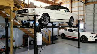 1966 Mustang GT  -  Undercarriage / Frame Video