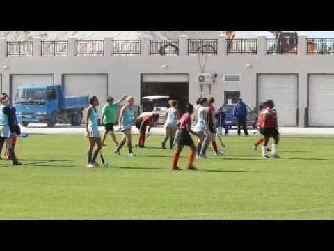 #2 Womens Field Hockey  Bermuda February 5 2012