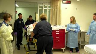 New Space at The Ohio State University Hospital Emergency Department