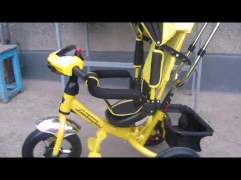 Детский Велосипед Ламборджини Инструкция По Сборке - фото 8