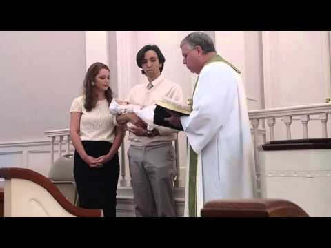 Presbyterian Baptism