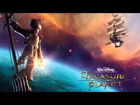 Treasure Planet Score Suite