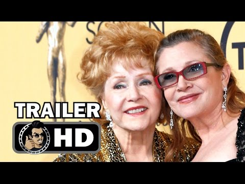 BRIGHT LIGHTS Official Trailer (2017) Carrie Fisher & Debbie Reynolds Documentary HD