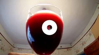 Домашнее вино из шелковицы (десертное)