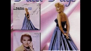 Watch Patti Page Cant Help Falling In Love video