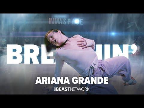 """BREATHIN'"" - ARIANA GRANDE | Janelle Ginestra Choreography | #IMMASPACE"