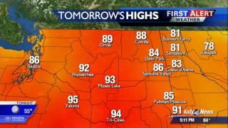 Evening Forecast for June 23
