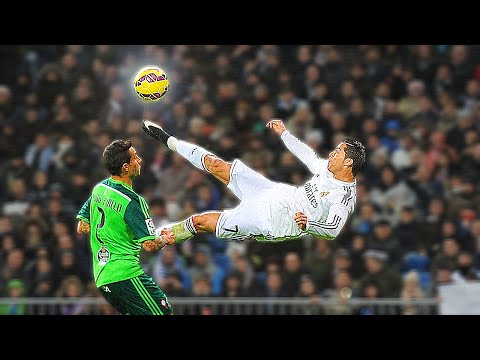 How To Do A Bicycle Kick In Soccer Football (Beginner)