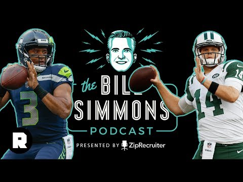 Savior Sam Darnold, New-Blood QBs, And AFC East Torch Passes | The Bill Simmons Podcast