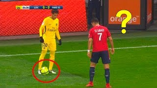 Neymar Jr ⚽ Top 20 Ridiculous Skill Moves 2017-2018 👈