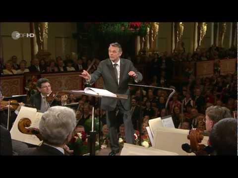 Neujahrskonzert Wiener Philharmoniker 2012 (Trailer)