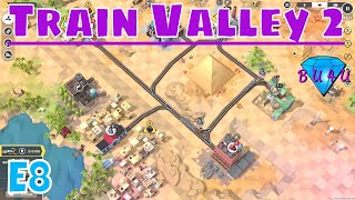 Level 8: The Pyramid - Train Valley 2 | Let