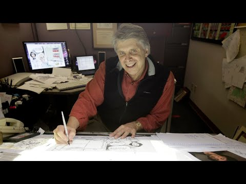 Take A Look Back At The Work Of Political Cartoonist Dwane Powell