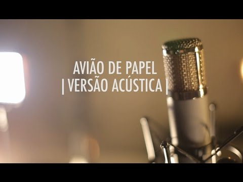Avião de Papel | Versão Acústica | EP Vitor Kley
