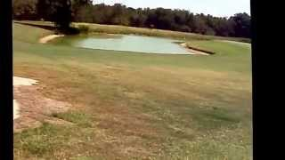 Jimmy Clay hole #6 renovated as of July 29 2015