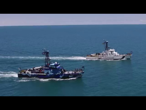 Sea Shepherd's Fast and Furious Patrol Ships - YouTube